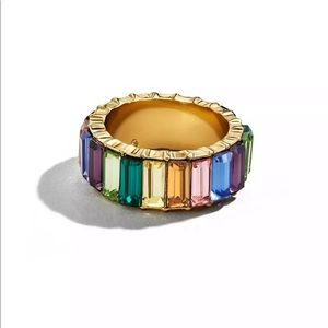 Baublebar Style Alidia Baguette Ring